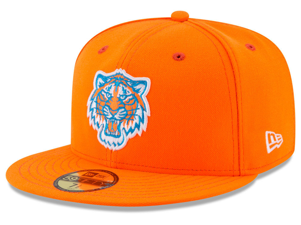 reputable site d6a33 74f25 norway detroit tigers new era 2017 mlb players weekend 59fifty cap 621ad  3d728