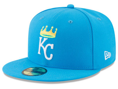 Kansas City Royals New Era 2017 MLB Players Weekend 59FIFTY Cap