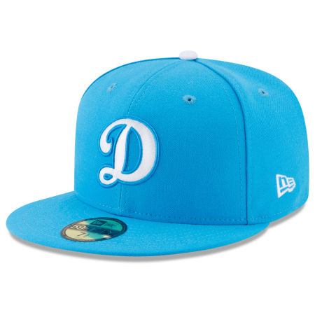 Los Angeles Dodgers New Era 2017 MLB Players Weekend 59FIFTY Cap
