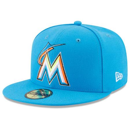 Miami Marlins New Era 2017 MLB Players Weekend 59FIFTY Cap