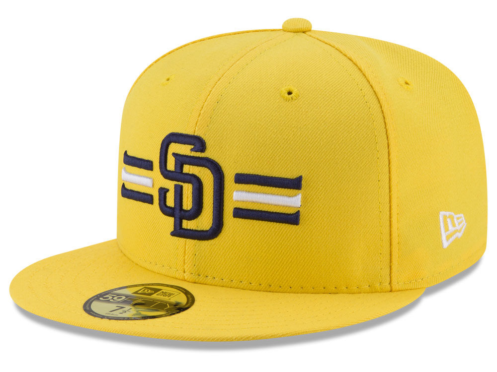 San Diego Padres New Era 2017 MLB Players Weekend 59FIFTY Cap 420736bfb0c