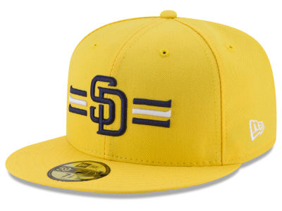 San Diego Padres New Era 2017 MLB Players Weekend 59FIFTY Cap