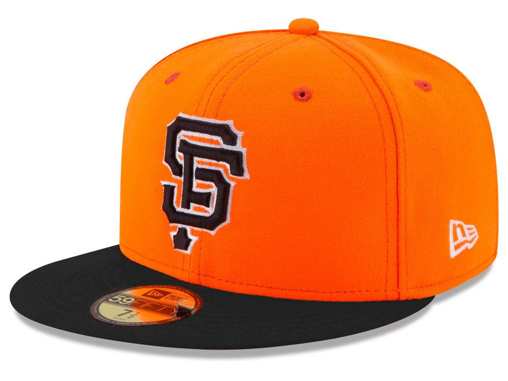 San Francisco Giants New Era 2017 MLB Players Weekend 59FIFTY Cap be927b1083a3