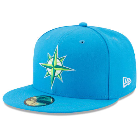 Seattle Mariners New Era 2017 MLB Players Weekend 59FIFTY Cap