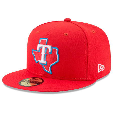 Texas Rangers New Era 2017 MLB Players Weekend 59FIFTY Cap