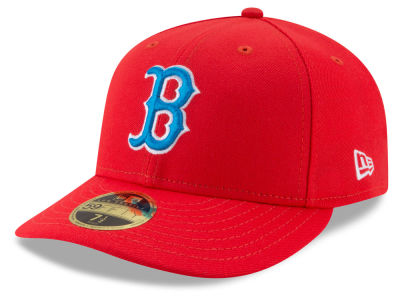 Boston Red Sox New Era 2017 MLB Players Weekend Low Profile 59FIFTY Cap