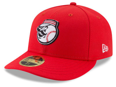 Cincinnati Reds New Era 2017 MLB Players Weekend Low Profile 59FIFTY Cap