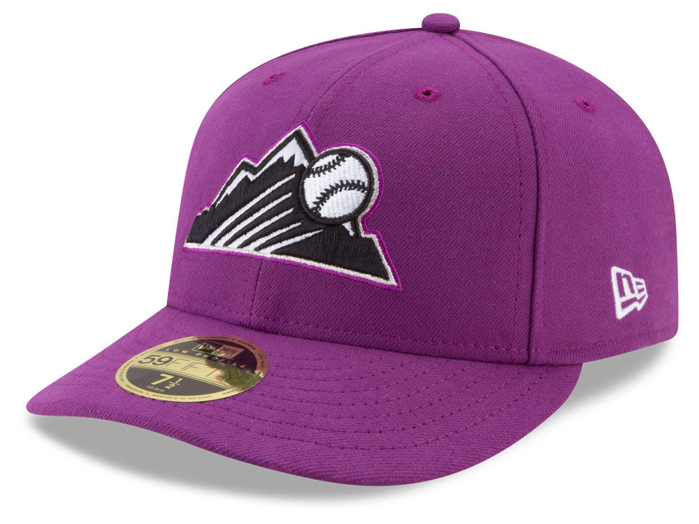 quality design 5bc95 db682 ... fitted 057d7 719d0  get colorado rockies new era 2017 mlb players  weekend low profile 59fifty cap b24d0 a032a