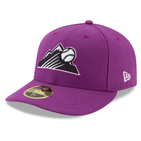 Colorado Rockies 2017 MLB Players Weekend Low Profile 59FIFTY Cap