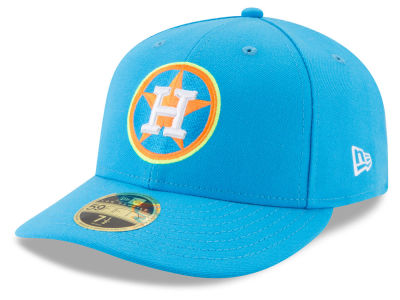 Houston Astros New Era 2017 MLB Players Weekend Low Profile 59FIFTY Cap