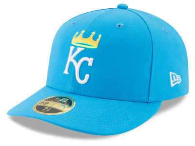 Kansas City Royals New Era 2017 MLB Players Weekend Low Profile 59FIFTY Cap
