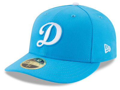 Los Angeles Dodgers New Era 2017 MLB Players Weekend Low Profile 59FIFTY Cap