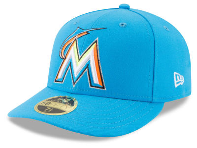 Miami Marlins New Era 2017 MLB Players Weekend Low Profile 59FIFTY Cap