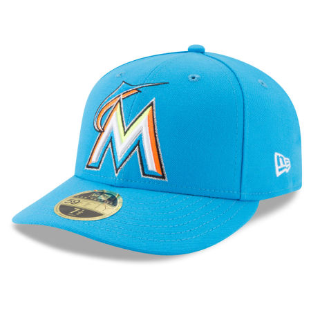 Miami Marlins 2017 MLB Players Weekend Low Profile 59FIFTY Cap
