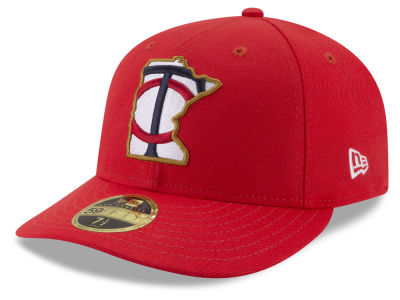 Minnesota Twins New Era 2017 MLB Players Weekend Low Profile 59FIFTY Cap