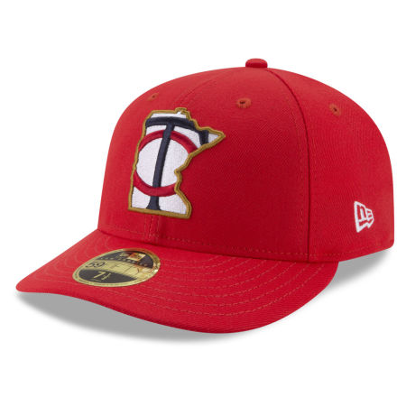 Minnesota Twins 2017 MLB Players Weekend Low Profile 59FIFTY Cap