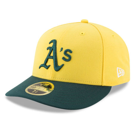 Oakland Athletics 2017 MLB Players Weekend Low Profile 59FIFTY Cap