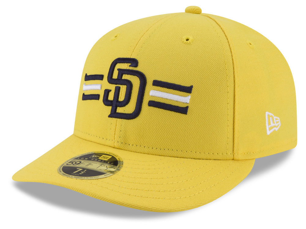11368e461 ... best san diego padres new era 2017 mlb players weekend low profile  59fifty cap lids 1fb46