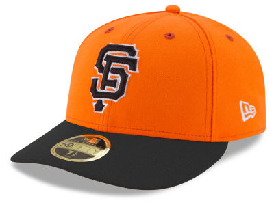San Francisco Giants New Era 2017 MLB Players Weekend Low Profile 59FIFTY Cap