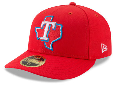 Texas Rangers New Era 2017 MLB Players Weekend Low Profile 59FIFTY Cap