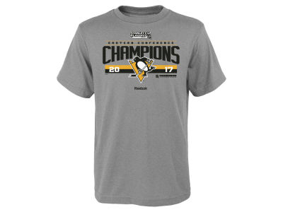 Pittsburgh Penguins Reebok 2017 NHL Youth Conference Champ T-Shirt