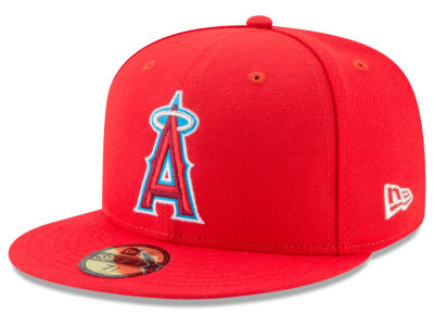 Los Angeles Angels New Era 2017 MLB Players Weekend Kids 59FIFTY Cap