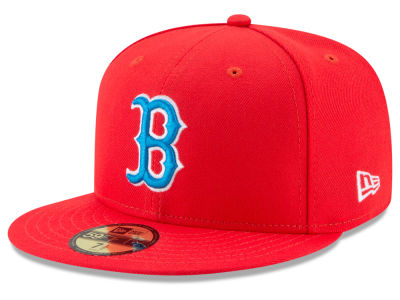 Boston Red Sox New Era 2017 MLB Players Weekend Kids 59FIFTY Cap