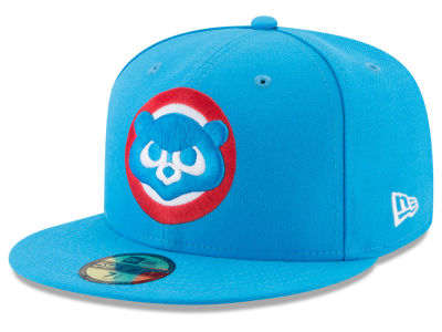 Chicago Cubs New Era 2017 MLB Players Weekend Kids 59FIFTY Cap