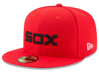 Chicago White Sox New Era 2017 MLB Players Weekend Kids 59FIFTY Cap