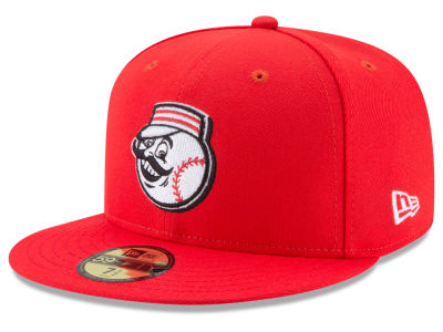 Cincinnati Reds New Era 2017 MLB Players Weekend Kids 59FIFTY Cap