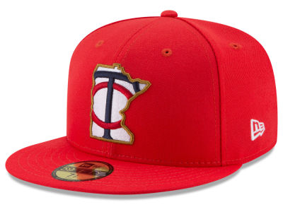 Minnesota Twins New Era 2017 MLB Players Weekend Kids 59FIFTY Cap