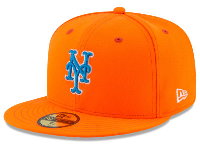 New York Mets New Era 2017 MLB Players Weekend Kids 59FIFTY Cap