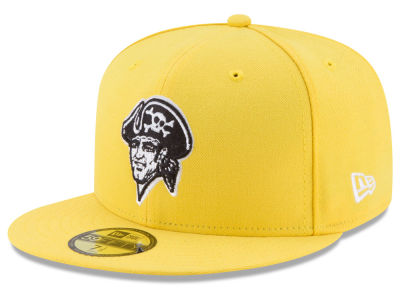 Pittsburgh Pirates New Era 2017 MLB Players Weekend Kids 59FIFTY Cap