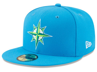 Seattle Mariners New Era 2017 MLB Players Weekend Kids 59FIFTY Cap