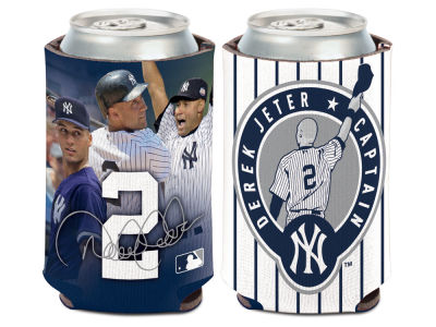New York Yankees Derek Jeter Event Can Coozie