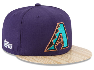 Arizona Diamondbacks New Era MLB X Topps 1987 9FIFTY Snapback Cap