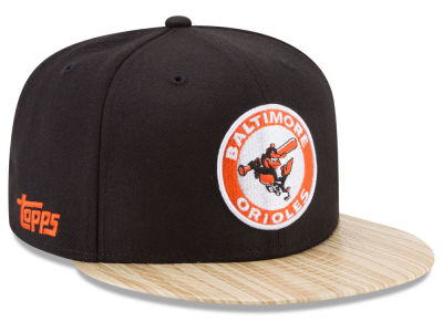 Baltimore Orioles New Era MLB X Topps 1987 9FIFTY Snapback Cap