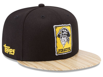 Pittsburgh Pirates New Era MLB X Topps 1987 9FIFTY Snapback Cap