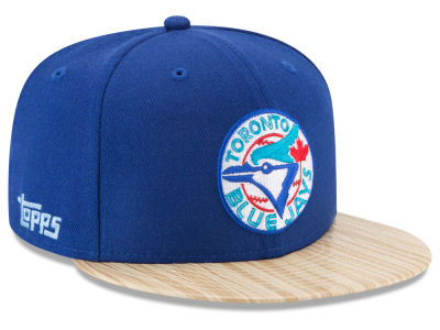 Toronto Blue Jays New Era MLB X Topps 1987 9FIFTY Snapback Cap