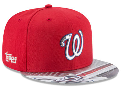 Chapeau du chrome 9FIFTY Snapback de MLB X Topps