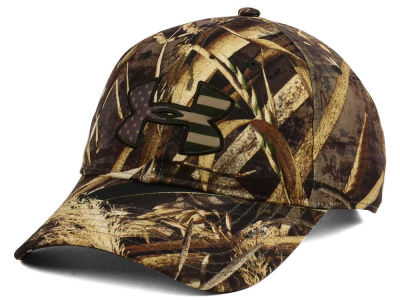 Under Armour Camo BFL Hat