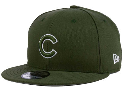 Chicago Cubs New Era MLB Pantone 9FIFTY Snapback Cap