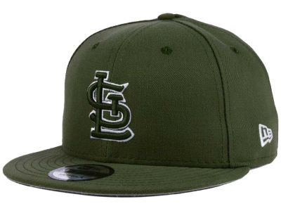 St. Louis Cardinals New Era MLB Pantone 9FIFTY Snapback Cap