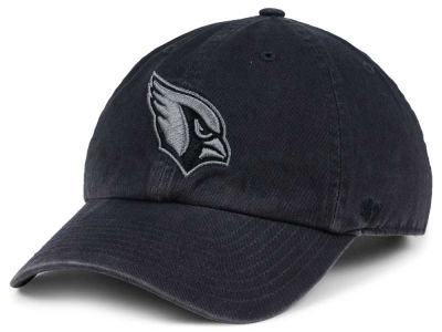Arizona Cardinals '47 NFL Dark Charcoal CLEAN UP Cap