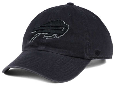Buffalo Bills '47 NFL Dark Charcoal CLEAN UP Cap