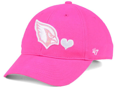 Arizona Cardinals '47 NFL Girls Sugar Sweet MVP Cap