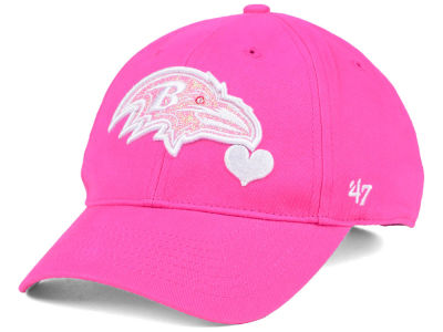 Baltimore Ravens '47 NFL Girls Sugar Sweet MVP Cap