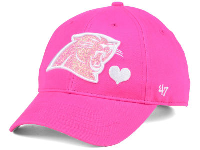 Carolina Panthers '47 NFL Girls Sugar Sweet MVP Cap