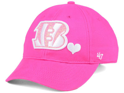 Cincinnati Bengals '47 NFL Girls Sugar Sweet MVP Cap