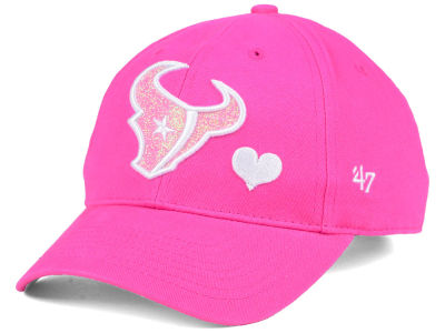 Houston Texans '47 NFL Girls Sugar Sweet MVP Cap